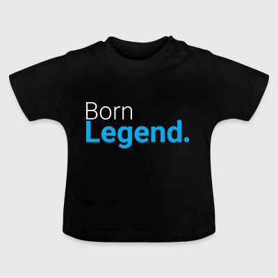 Born Legend - Baby-T-skjorte