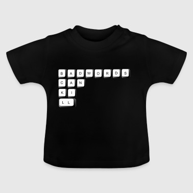 WORDS - Baby T-Shirt