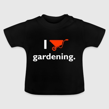 tuin liefde - Baby T-shirt