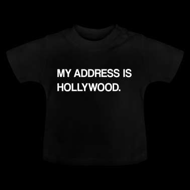 hollywood design - Baby T-Shirt