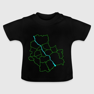Varsovie - T-shirt Bébé