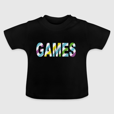 Game Stripes - Baby T-Shirt
