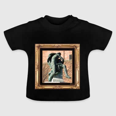 Gold Kunst - Baby T-Shirt