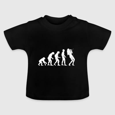 EVOLUTION SINGER! - Baby T-Shirt