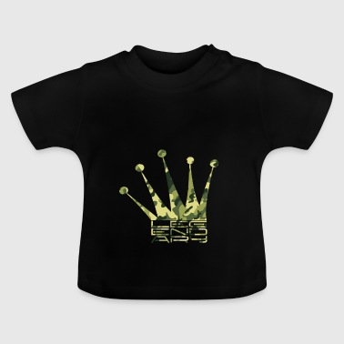 Legendary Crown - Édition Camo - T-shirt Bébé