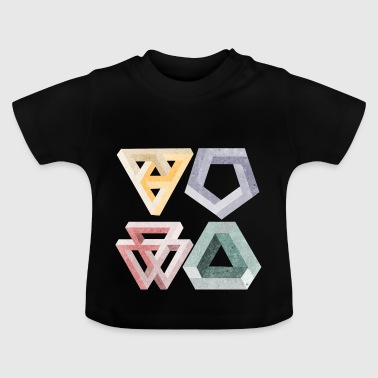 optical illusions - Baby T-Shirt