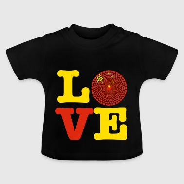china herz - Baby T-Shirt