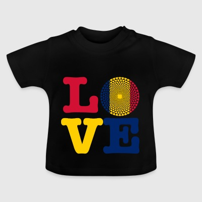 CHAT HEART - Baby T-Shirt