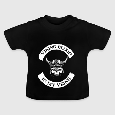 Viking Blood / Viking blod - Baby T-shirt