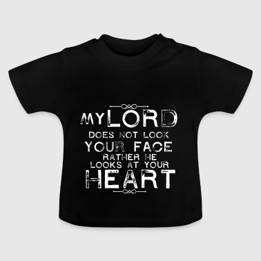 Lord houdt je Hart - Baby T-shirt