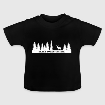 Black Forest Native - Baby T-Shirt