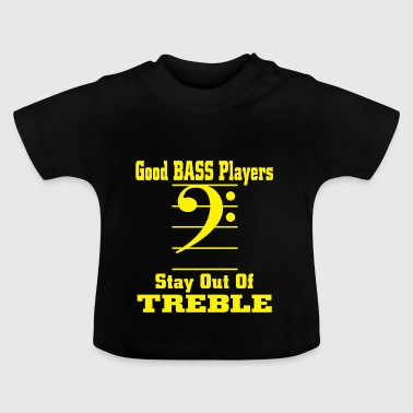 bass players - Baby T-Shirt