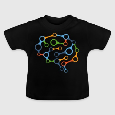 Brain network - Baby T-Shirt