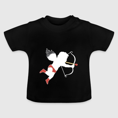 El Cupido Perfect Match weiß - Baby T-Shirt