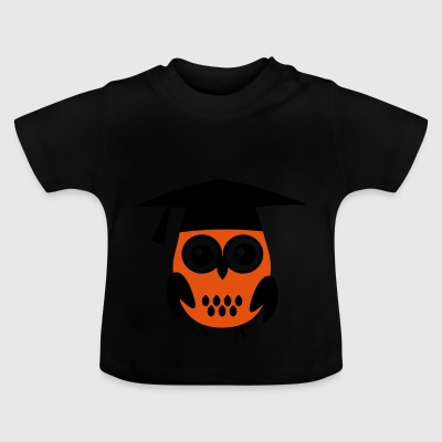 6061912 119208075 Eule - Baby T-Shirt