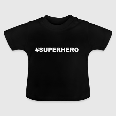 #superhero (2143) - Baby T-Shirt