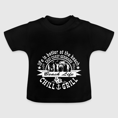 Chill Grill East Coast - Baby-T-shirt