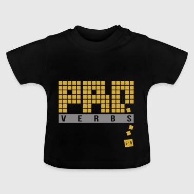PROverbs 3:5 GOLD - Baby T-Shirt