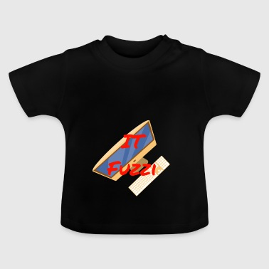 IT floue - T-shirt Bébé