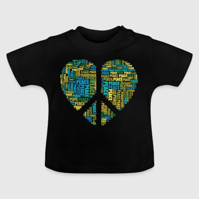 peace 2069702 960 720 - Baby T-Shirt
