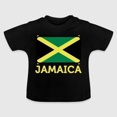 National Flag Of Jamaica - Baby-T-shirt