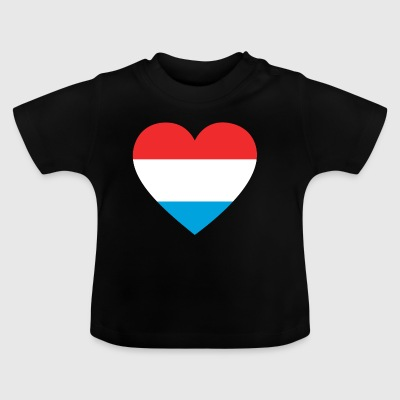 Love love gift Luxembourg Luxembourg - Baby T-Shirt