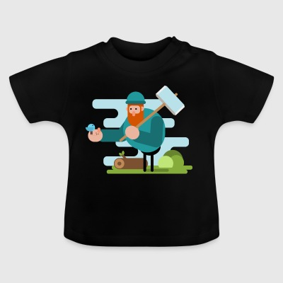 Forest Friend - Baby T-Shirt