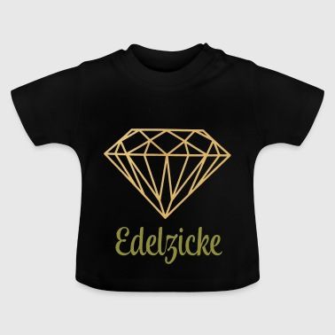 Edelzicke gold - Baby T-Shirt