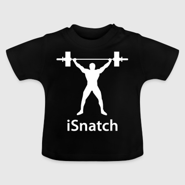 body building - Baby T-Shirt