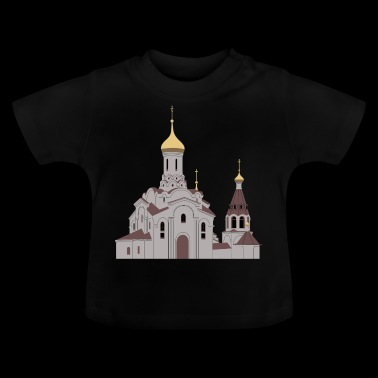 Orthodoxe Kirche - Baby T-Shirt
