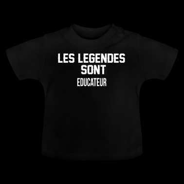 Educateur - T-shirt Bébé