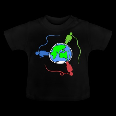 globalization - Baby T-Shirt