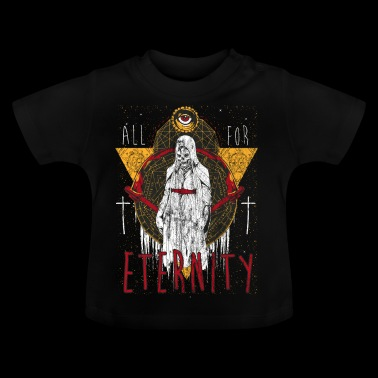 FOR ETERNITY - Spiritual Pentacle Gift - Baby T-Shirt