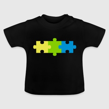 puzzle - Baby T-Shirt