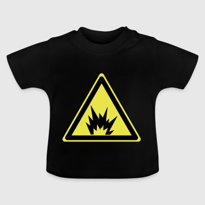 Attention Explosive - Baby T-Shirt