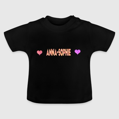 Anna-Sophie - Baby T-Shirt