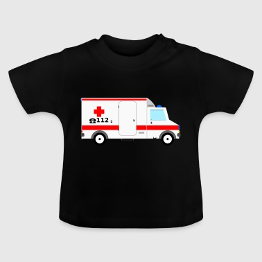 ambulance - Baby T-shirt