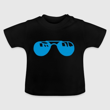 sunglasses 9105 - Baby T-Shirt