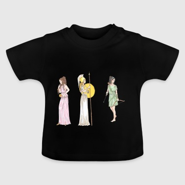 Ancient women - Baby T-Shirt