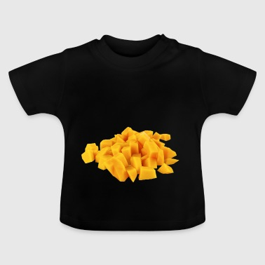 veggie Veggie mangue fruits2 - T-shirt Bébé