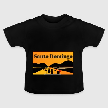 Santo Domingo - T-shirt Bébé