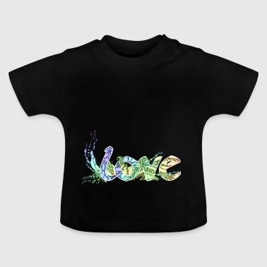 LOVE Fairy Tale Fairy Fonts - Baby T-Shirt