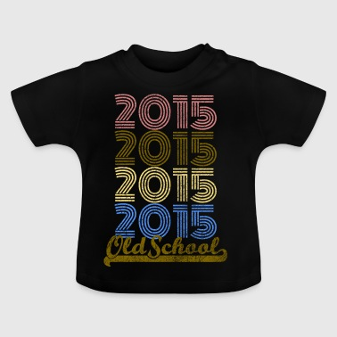 Old School 2015 - T-shirt Bébé