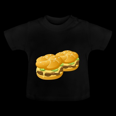 hamburger - Baby T-Shirt
