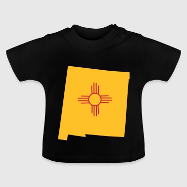 New Mexico Tee shirts Bébés - T-shirt Bébé