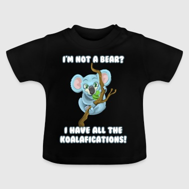 Koalafications - Camiseta bebé