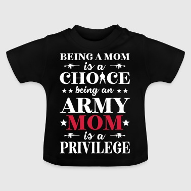 ARMY MOM - Baby T-Shirt