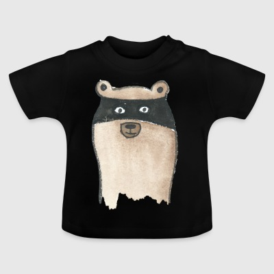 racoon - Baby T-Shirt
