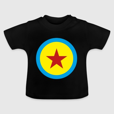 Star Ball, Spielzeug Stry - Baby T-Shirt