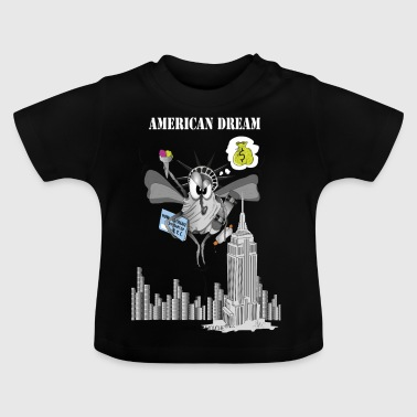AMERICAN DREAM NYC - T-shirt Bébé